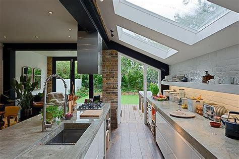 kitchen with island the 25 best glass extension ideas on kitchen 7172