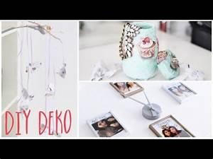 Zimmer Deko Diy : diy deko ideen kisushomediary youtube ~ Eleganceandgraceweddings.com Haus und Dekorationen