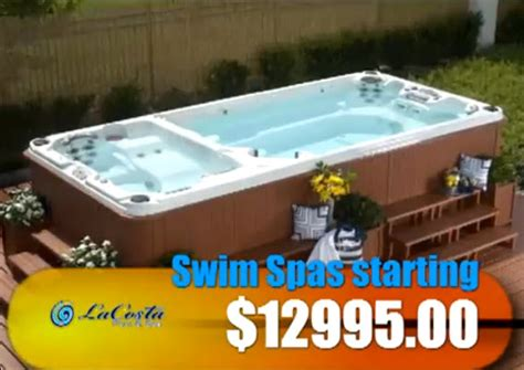 Spas For Sale by Swim Spas San Diego Sale With Models From 12995