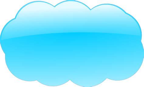 Blue Cloud Clipart