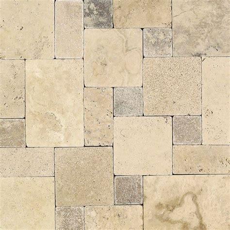 daltile travertine peruvian cream paredon pattern natural