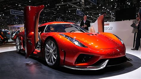 gold koenigsegg first koenigsegg agera rs in europe is not just good it s