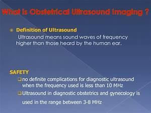 Basic Obstetric Ultrasound