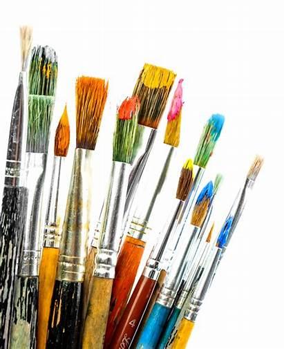 Paint Transparent Brush Brushes Clip Clipart Painting
