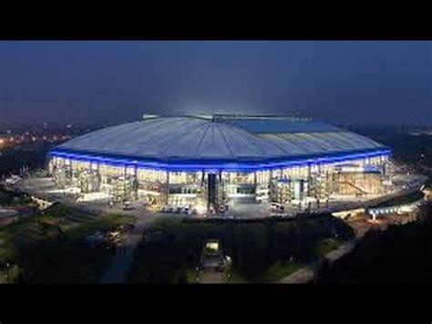 The north macedonia international will wear the no. Die Arena Auf Schalke / Doku - YouTube