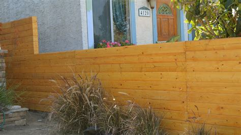 chain link fence post build a horizontal fence and fence gate