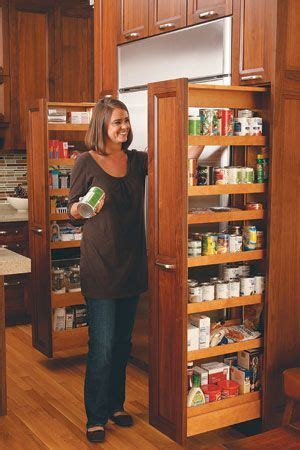cabinet pull out shelves kitchen pantry storage 25 best ideas about pull out pantry on canned 9783