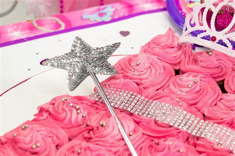 princess themed baby shower ideas party delights blog