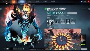 Dota Blue Shadow Fiend Other Hero Mod Pack704 Arcana