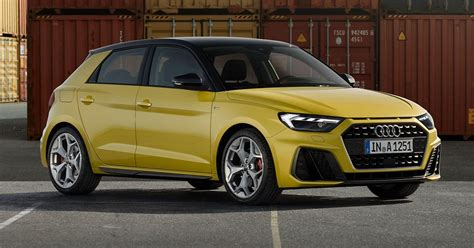 2019 Audi A1 Is A Stylish Subcompact With Up To 200 Hp