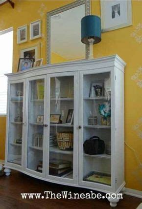 kitchen cabinet refacing best 25 repurposed china cabinet ideas on 2712