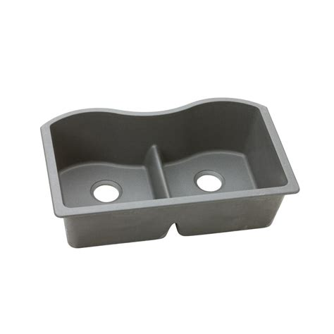 elkay composite kitchen sinks elkay quartz classic undermount composite 33 in 7045