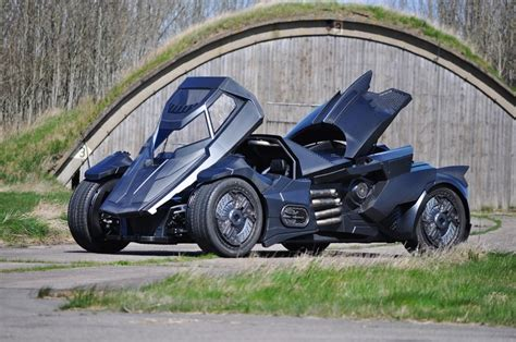 batman real car caresto turned lamborghini into batmobile business insider