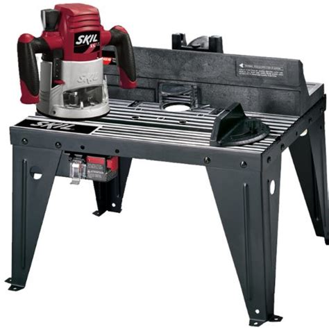 l and table combo skil ras4510 router and router table combo pack