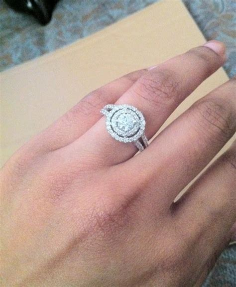 another of my engagement ring weddingbee