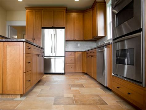 5 Kitchen Flooring Options You Can Pick  Modern Kitchens