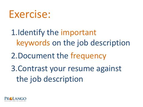Resume Keyword Optimization by Resume Search Optimization