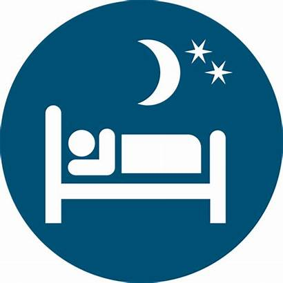 Sleep Enough Rest Getting Help Icon Needed