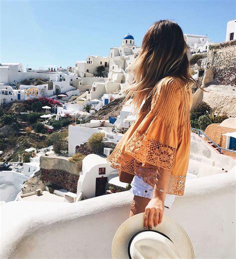 Travel Diary Greece Honeymoon To Santorini And Athens
