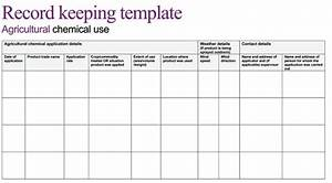 employee training record form With hr record keeping documents