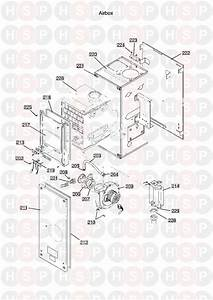 Baxi Solo 30 He A Appliance Diagram  Air Box