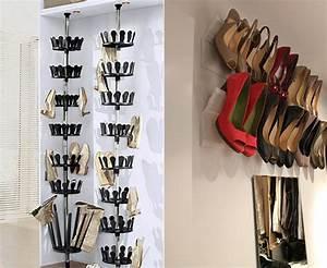 Ideen Für Schuhschrank : tolle schuhaufbewahrung ideen ~ Markanthonyermac.com Haus und Dekorationen