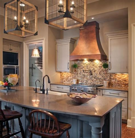kitchen island hoods best 25 copper ideas on copper in 1922