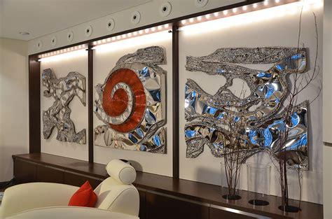 metal wall art wall sculptures  stainless steel gahr
