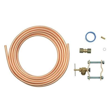 Whirlpool Copper Refrigerator Water Supply Kit8003rp