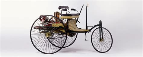 The First Automobile (1885–1886