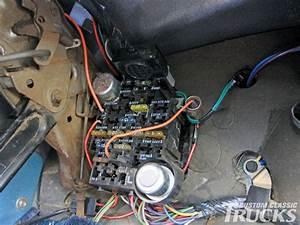Chevrolet C10 Gets Wiring Upgrade Hot Rod Work 1981 El