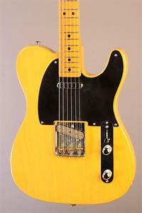 Ef8849 Fender  U0026 39 52 Reissue Telecaster 1982