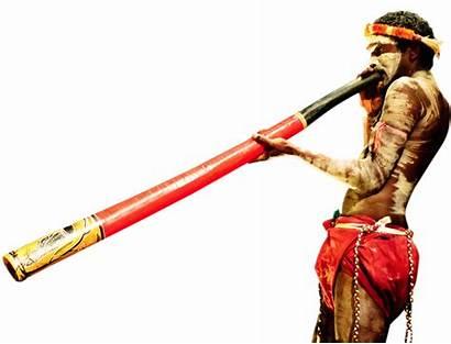 Didgeridoo Instrument Instruments Musical Transparent Indigenous Clipart