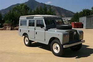 1961 Land Rover 109 Series 2 Safari Station Wagon   Lease  Landrover