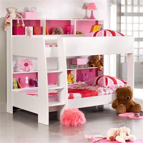 chambre pour fille de 16 ans cuisine lit pour fille en bois blanc pour une dã co