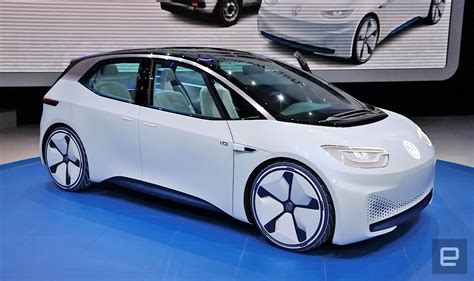 Volkswagen Id 2020 by Volkswagen S I D Arrives In 2020 With Up To 370 Mile Range