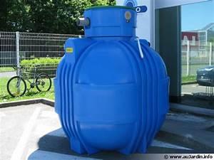 Bac De Récupération D Eau : la r cup ration d 39 eau de pluie ~ Melissatoandfro.com Idées de Décoration