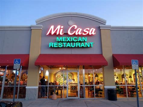 Restaurant Mi Casa Mi Casa Mexican Restaurant Riverview Restaurant Reviews