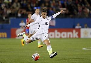 US Women's Soccer Players File Wage Discrimination ...