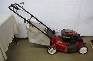 Lawn Mower Craftsman 22 U0026quot  Cut 6 75 Hp Ready Start Ez Walk