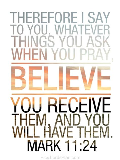 Whatever You Ask In Prayer You Will Receive Image