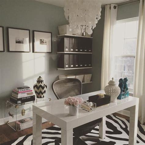 blue home office  west elm parsons desk