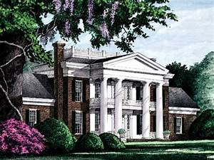Home And More : melrose southern plantation home plan 087s 0035 house plans and more ~ Markanthonyermac.com Haus und Dekorationen