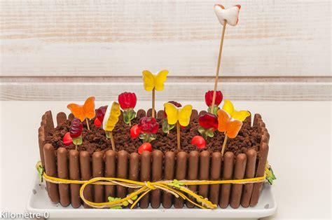 jardiniere au chocolat kilometre
