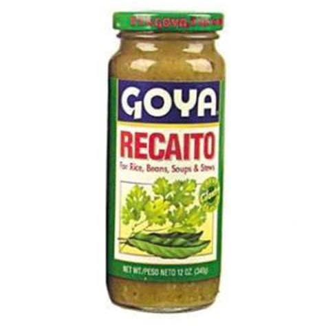 what is recaito goya recaito goya puertorican seasonings puerto rico