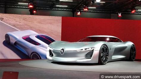 Renault Trezor Concept Showcased