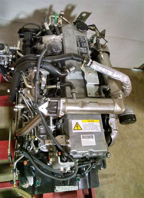 engine isuzu  hk engine complete  esn hk