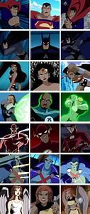 Justice League Unlimited | Super heros | Pinterest
