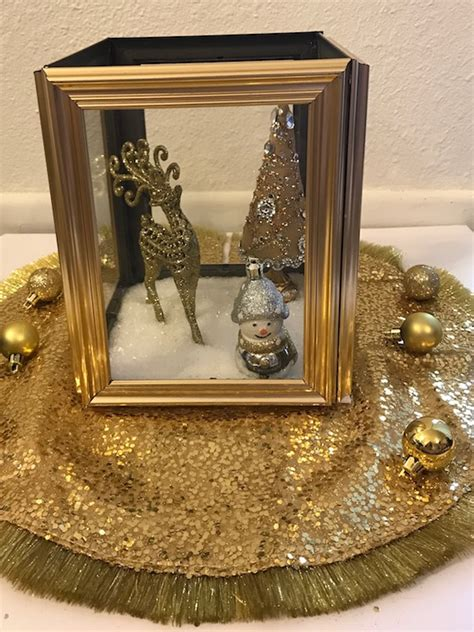dollar tree christmas decor diy idea prudent penny pincher
