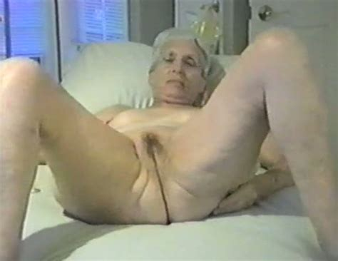 This Sex Crazed Granny Is One Helluva Example Of A Good